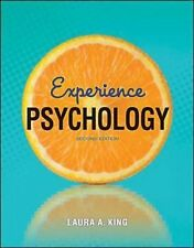 EXPERIENCE PSYCHOLOGY WITH DSM-5 UPDATE CHAPTER  - LAURA A. KING (PAPERBACK) NEW