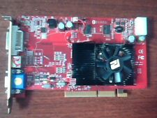 LF R56BG v1.2 DVI TV 512MB DDR3 AGP Video Card 6600GT X1650PRO