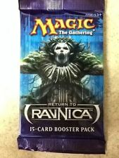 Magic MTG Return to Ravnica 15cd English Booster Pack Discount Lots Available