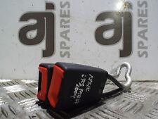 SKODA FABIA VRS 1.9 DIESEL 2004 PASSENGER SIDE REAR & MIDDLE SEAT BELT BUCKLE