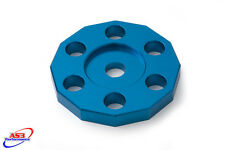 HONDA CR CRF 125 150 250 450 FUEL TANK MOUNT SPACER BLUE