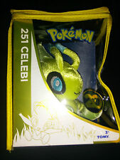 "Celebi 20th Anniversary Pokemon Limited Edition 8"" Plush 