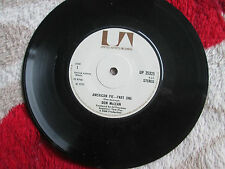 "Don McLean ‎– American Pie  United Artists Records UP 35325 7"" Vinyl 45 Single"