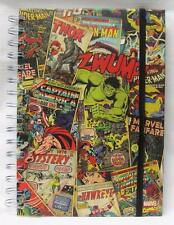 Officially Licensed Retro Marvel Comics Spiral Journal Diary Hulk Thor and More