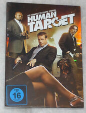 Human Target: Complete First Season 1 One - DVD Box Set - NEW SEALED - Region 2