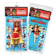 DC Comics Retro Mego Kresge Style Action Figures Series 3: Mary Marvel by FTC