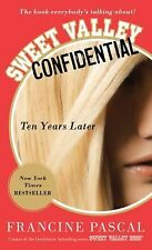 Sweet Valley Confidential: Ten Years Later-ExLibrary