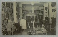 OLD VINTAGE TWO MEN IN A STORE EARLY 1900s