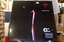 Steely Dan Aja LP sealed 180 gm vinyl + mp3 download RE reissue gatefold