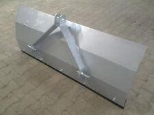 Schneeschild Räumschild Planierschild für Kleintraktor verzinkt neu 150 cm breit