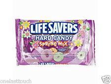LIFESAVERS^3.2oz Bag SPRING MIX Individually Wrapped EASTER Hard Candy Ex.11/17