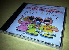 ONE MORE TIME...SINGALONG CD ideal for sing-songs, get togethers, pubs, parties