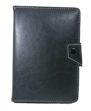 Universal PU Leather Book Case Flip Cover+Stand Samsung Galaxy Tab 2 P3100-BLK