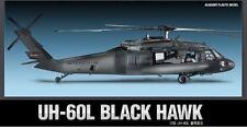 Academy 1/35 Plastic Model Kit UH-60L BLACK HAWK 12111 NIB Military