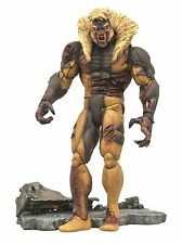MARVEL SELECT ZOMBIE SABRETOOTH ACTION FIGURE (WWS) DIAMOND SELECT TOYS