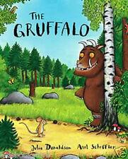 Julia Donaldson Story Book - THE GRUFFALO STORY BOOK - GRUFFALO - NEW