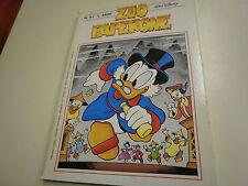 ZIO PAPERONE NUMERO 91 DELL'APRILE 1997 ,IN OTTIMO STATO!