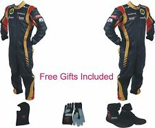Lotus Go Kart Race Suit CIK/FIA Level 2 (Free gifts Included)