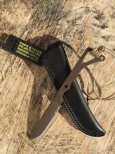 TOPS Rocky Mountain Spike Survival Knife EDC RMS-01 New Made in USA 1095 Steel