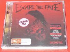 ESCAPE THE FATE - UNGRATEFUL [CD+DVD]