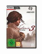 Syberia 3 Steam Key Pc Game Download Code Neu Key Global [Blitzversand]