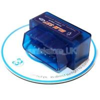 Super Mini OBD2 OBDII ELM327 Android Bluetooth Adapter Auto Scanner Torque