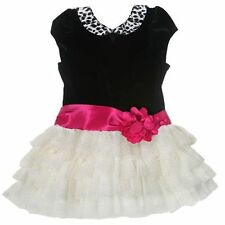 NEW Jona Michelle Girl's Boutique Special Occasion Dress W/ Diaper Cover 18M
