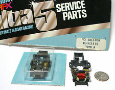 1pc 1977 Aurora AFX SpeedSteer Ultra5 CHASSIS TYPE B Service Part #3813 Bubbled