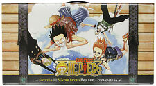 One Piece Skypiea and Water Seven Box Set Volumes 24-46