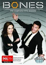 Bones: The Complete Season 5 DVD