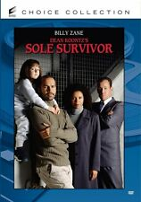 DEAN KOONTZ'S SOLE SURVIVOR (2000 Billy Zane)  Region Free DVD - Sealed