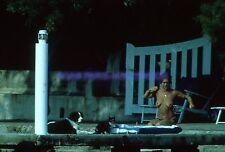SEXY BRIGITTE BARDOT 80s DIAPOSITIVE DE PRESSE VINTAGE SLIDE PAPARRAZI  #6