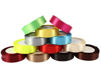 25Yards (20mm) Satin Ribbon Wedding Party Craft DIY Handmade Hair Bow Decoration