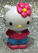 HELLO KITTY PERSONAGGIO IN PLASTICA DURA BLUE BOX 2009