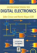 Essential Electronics: Introduction to Digital Electronics by John Crowe and...