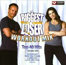 BRAND NEW SEALED THE BIGGEST LOSER WORKOUT MIX: TOP 40 HITS, VOL. 1 CD Free SHIP