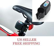 Security Bicycle Motorbike Moped Cycling Bike Alarm Anti-theft Lock Loud Sound