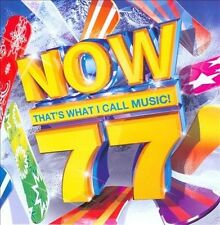 Now, Vol. 77 by Various Artists (CD, Nov-2010, 2 Discs, EMI TV)