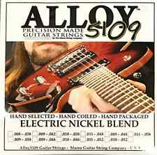 Sfarzo Alloy 5109 Precision Made Coated 10-46 Regular Electric Guitar Strings