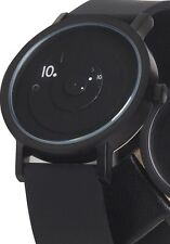 Projects Black Reveal Leather 40mm