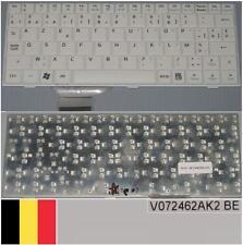 Clavier Azerty Belge ASUS EEEPC 900 V072462AK2 BE 04GN021KBE10 Blanc
