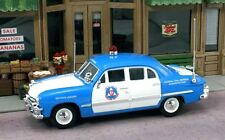 "New in Box 1/43 Diecast O Scale 1950 FORD ""Civil Defense """