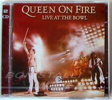 QUEEN ON FIRE - LIVE AT THE BOWL - 2 CD Sigillato NO EDICOLA