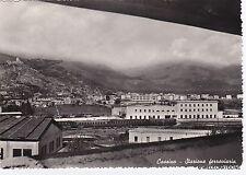 # CASSINO: STAZIONE FERROVIARIA - 1951