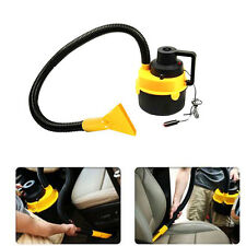 12V Wet & Dry Auto Vacuum Cleaner Mini Handheld Hoover Car Van Caravan
