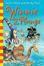 Winnie Takes the Plunge (Winnie the Witch),Very Good Condition