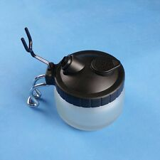 Airbrush Clean Cleaner Cleaning Pot Stabilizer Jar Bottles Holder