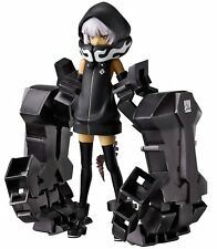 Used In Box Max Factory figma Black Rock Shooter Strength Action Figure Japan