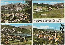 TAMBRE D'ALPAGO E I SUOI DINTORNI - VEDUTINE (BELLUNO)