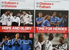 FA YOUTH CUP FINAL 2014 Chelsea v Fulham - BOTH LEGS